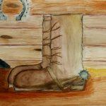 Brooke Kropf Cowboy Boots