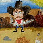 Gracie Robey Cowboy